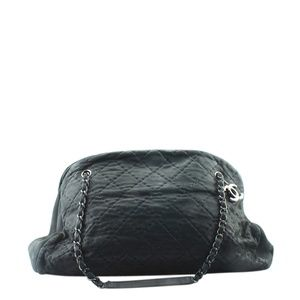 Chanel A50561 Mademoiselle Quilted Satchel 165879